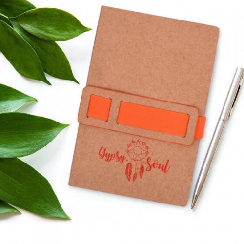 Gypsy Soul Eco-Friendly Notebook