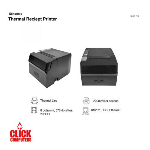SurePrint SP89 USB & ETHERNET Therm al Receipt Printer