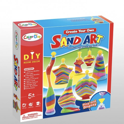 Sand Art Toy