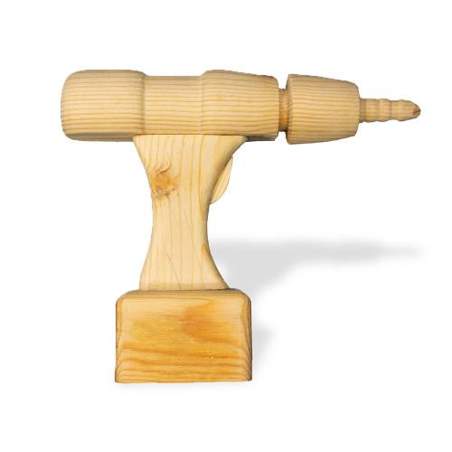 Lakudi Buruma - Wooden Drill