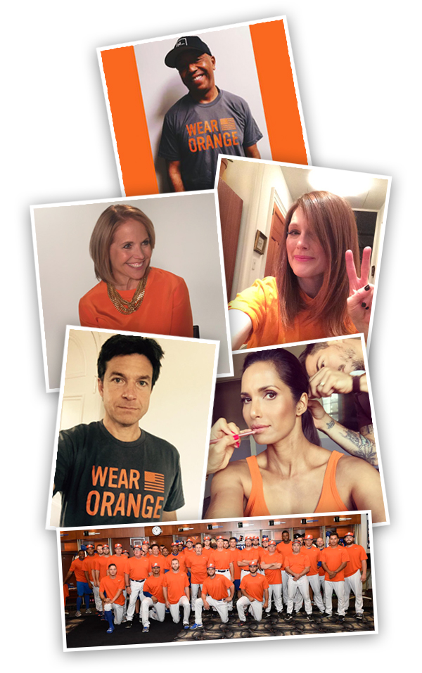 Cultural Influencers Went Orange