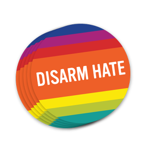 Shop the Disarm Hate collection