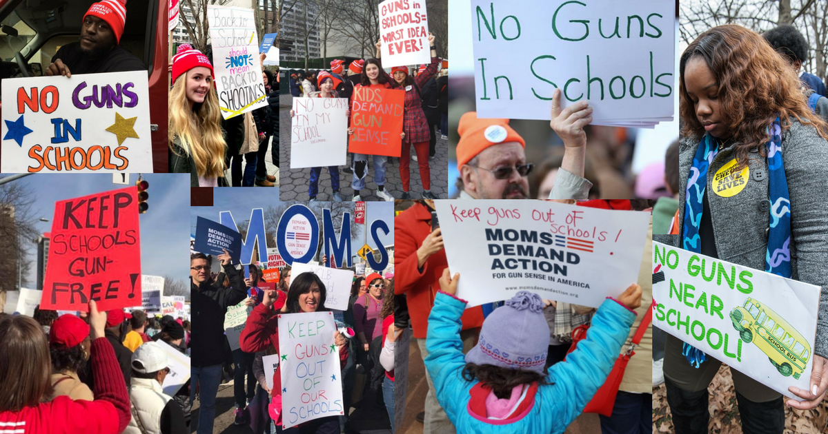 22614b689867db Are you an educator  Join the fight against gun violence in America ...