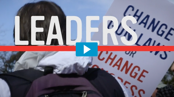[VIDEO] We elected a Gun Sense Majority and these victories are because of you