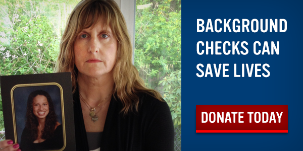 Background Checks Can Save Lives