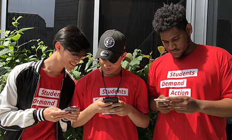 Join the Students Demand Action Texting Team! | Everytown