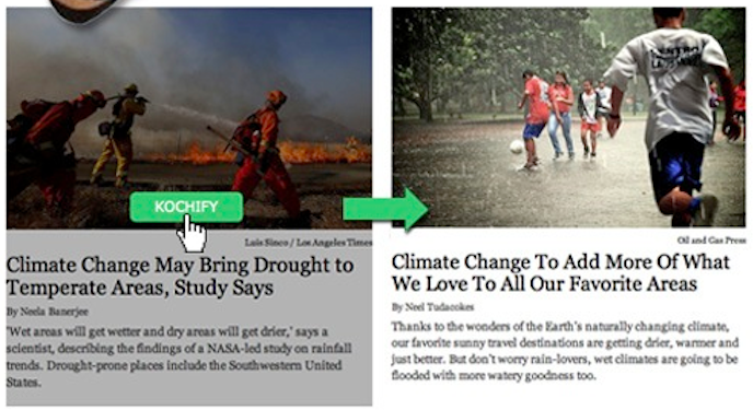 Climate Change to Add More of What we Love to All Our Favorite Areas