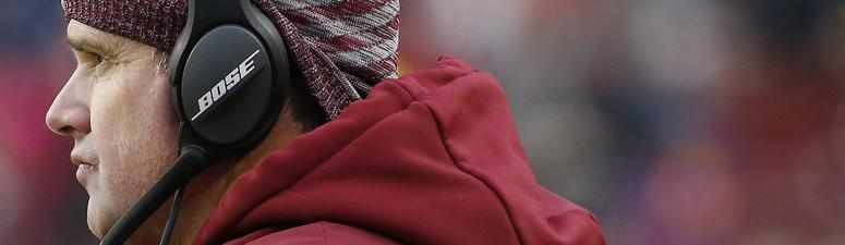 LISTEN: Hoffman bewildered by Skins' free-fall after loss to NYG