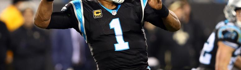LISTEN: Jones knows Panthers' skid has much to do with Newton's shoulder