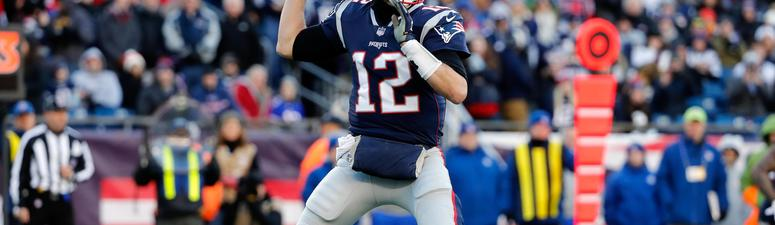 "POLL: Robert Kraft says Tom Brady is the ""Greatest Player Ever"" in the NFL?"