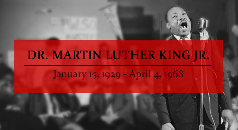 Celebrating the Life of Dr. King