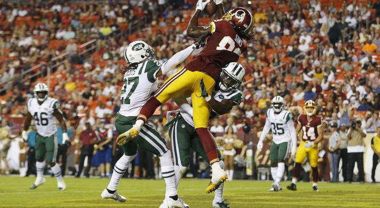 Michael Phillips: After starting 3, big drop off in receiver for the Skins