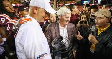 Tadd Haislop: The Transition at Virginia Tech