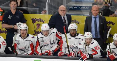 Greenberg: Caps Cup not as much a result of Barry Trotz