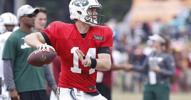 Gary Myers: Jets should only start Darnold if they can protect him