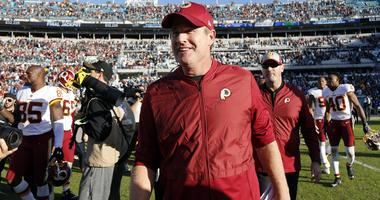 LISTEN: Hoffman knows Skins badly needed a win no matter how ugly