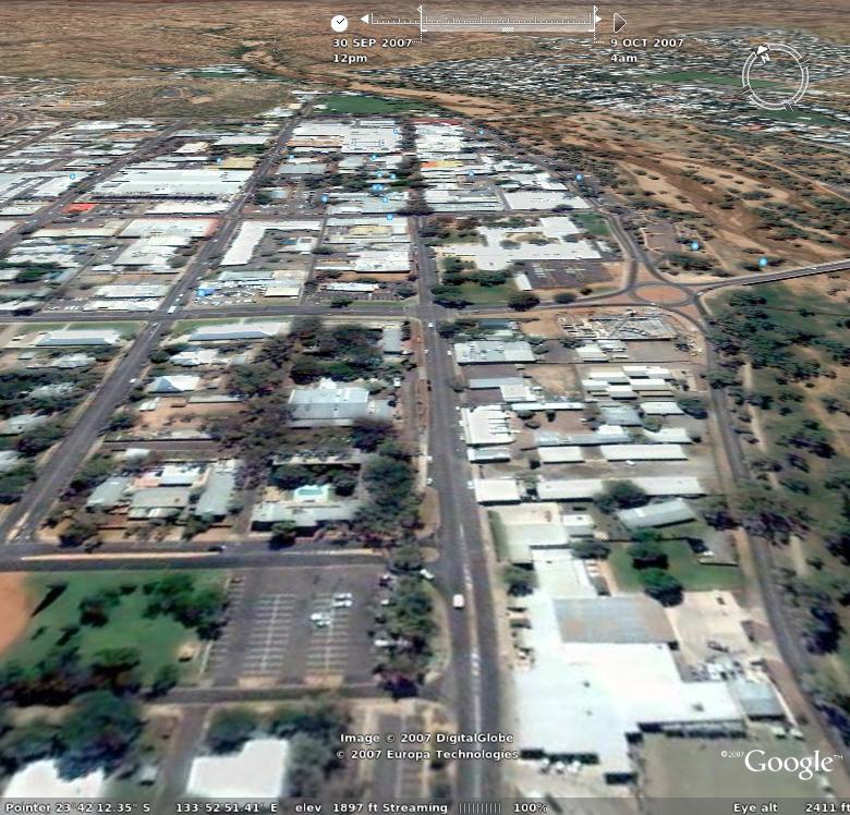 Alice Springs Center
