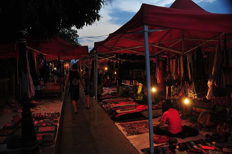 essay night market
