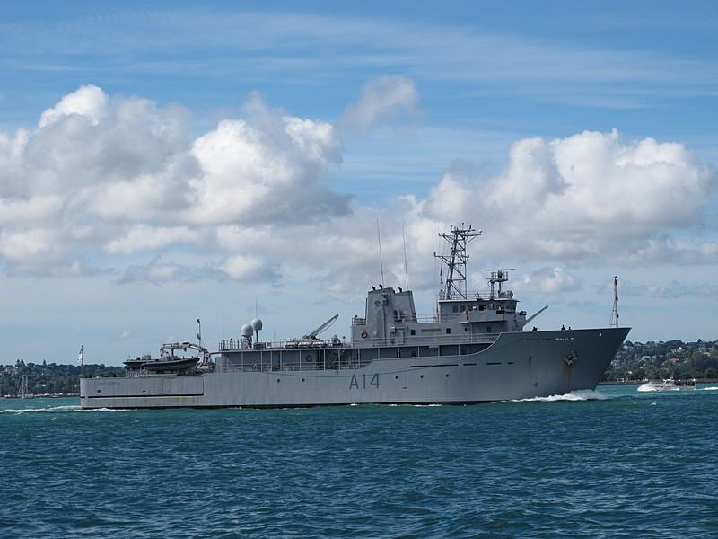 dec 09 0131 NZ Navy