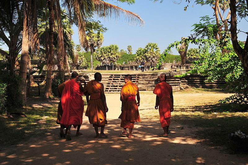 dec 24 4564 temple monks