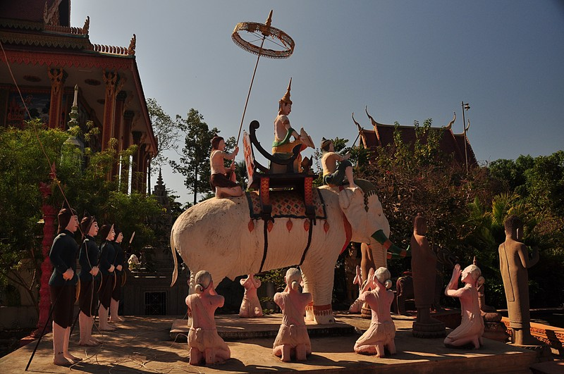 dec 25 3621 temple elephant