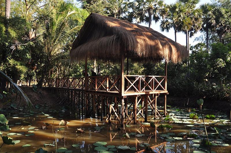 Sojourn pavilion