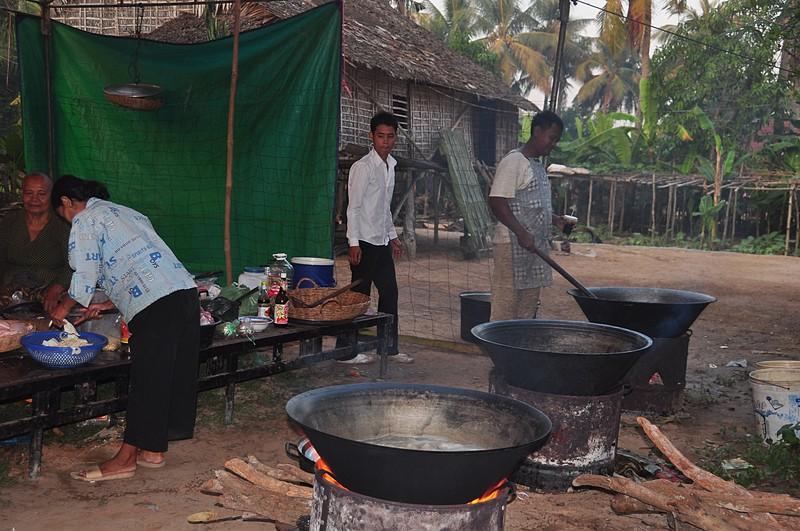 Stirring the pots