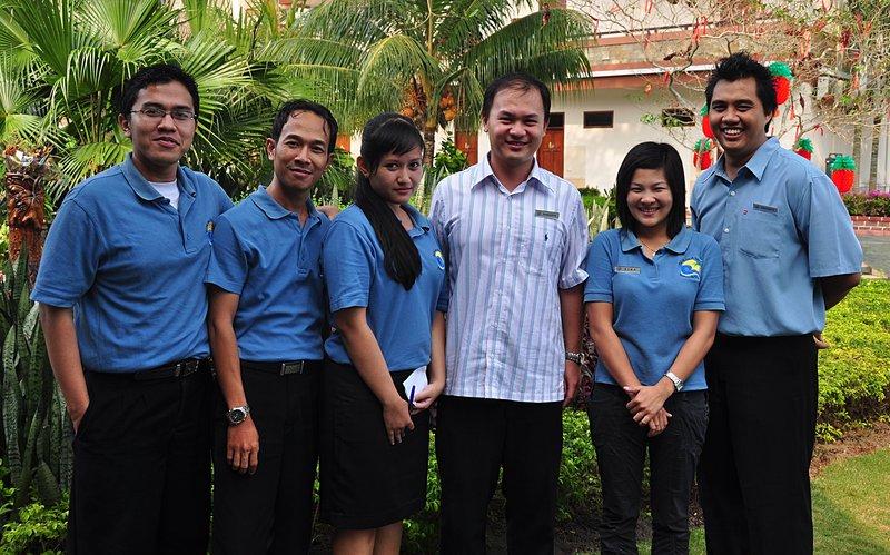 feb 13 2394 staff outside