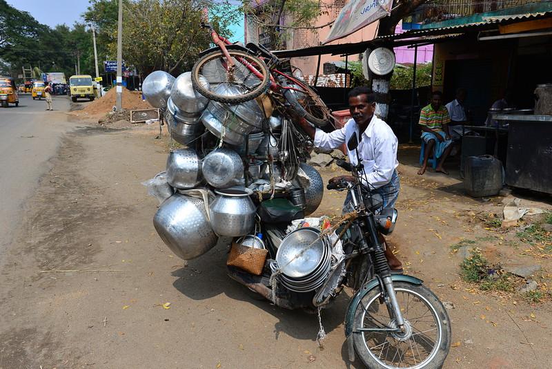 feb 16 0984 loaded motorcycle
