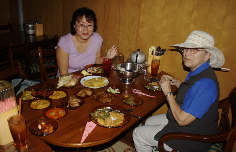 feb 16 3945 indonesia lunch