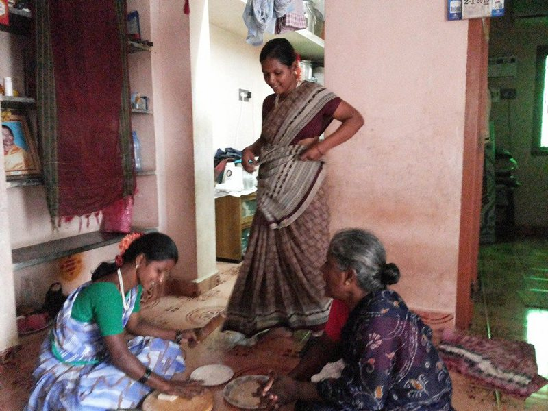 feb 17 1201 making japati
