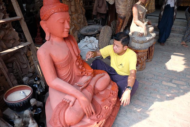 feb 20 4816 painting buddha