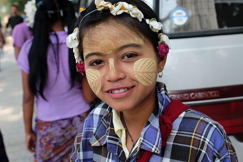 feb 20 4993 thanaka leaf smile