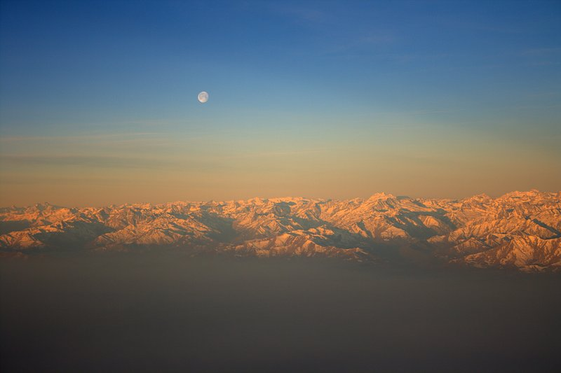 feb 23 9481 moon over alps
