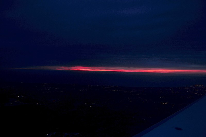 feb 27 7013 valencia sunrise