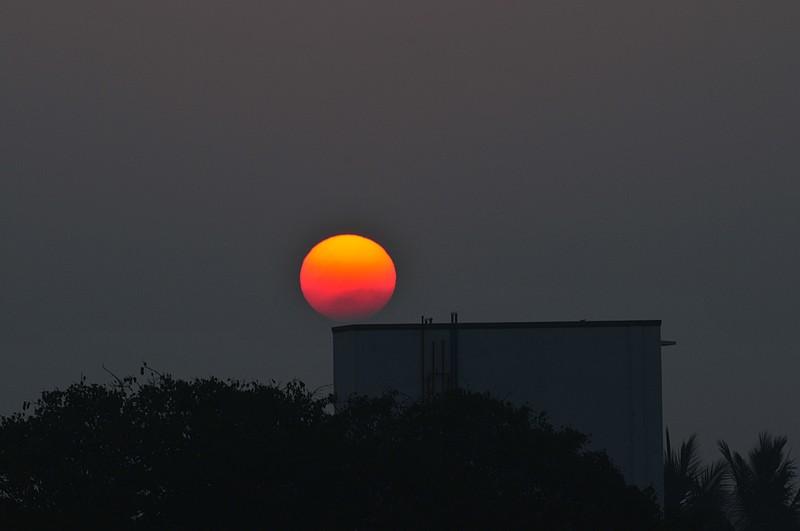 feb 5 6176 sun over chennai