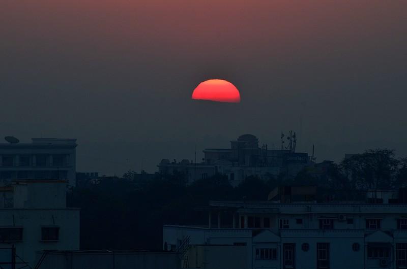 jan 14 2166 half sunrise