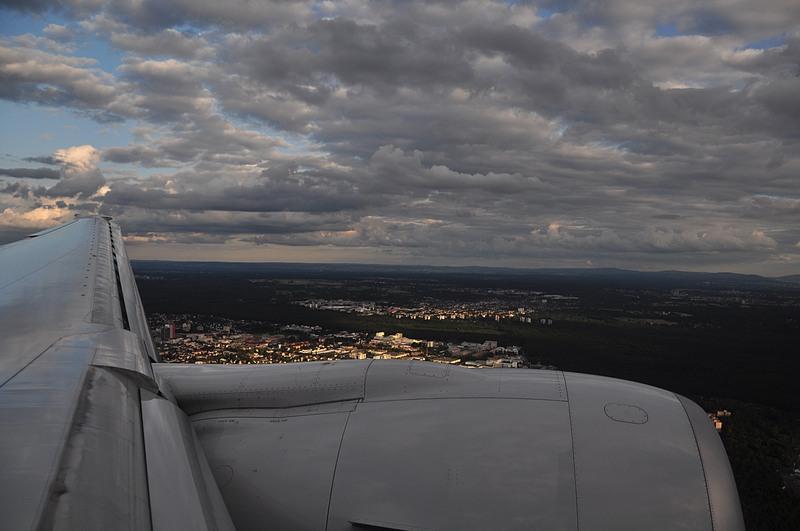 jul 19 6444 frankfurt approach