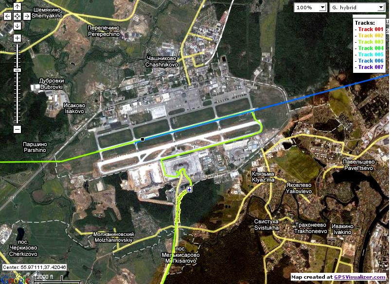 Sheremet'evo Airport