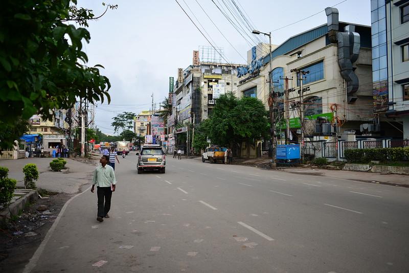 jul 27 2099 empty street