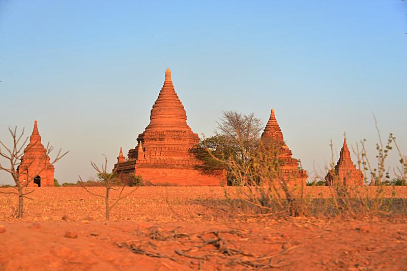 mar 08 0901 sunset pagodas
