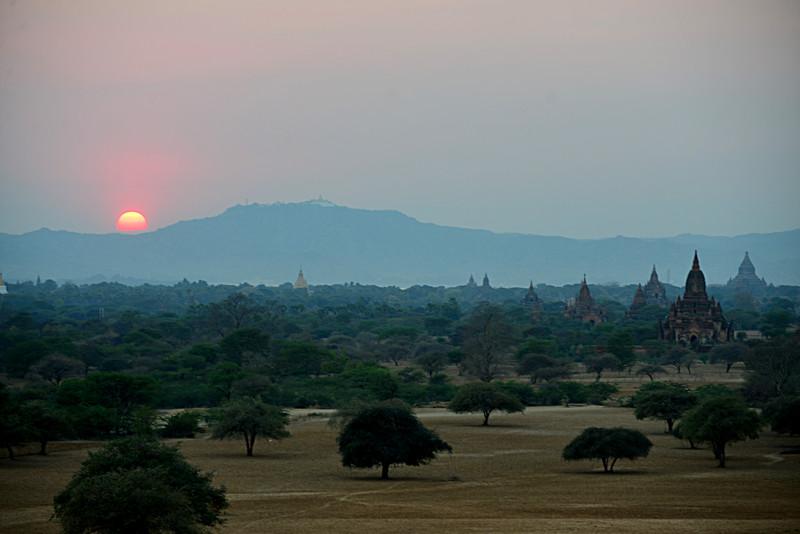 mar 08 1093 pagoda sunset