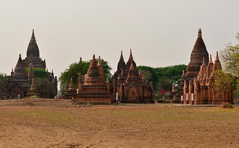 mar 10 1455 stupa cluster