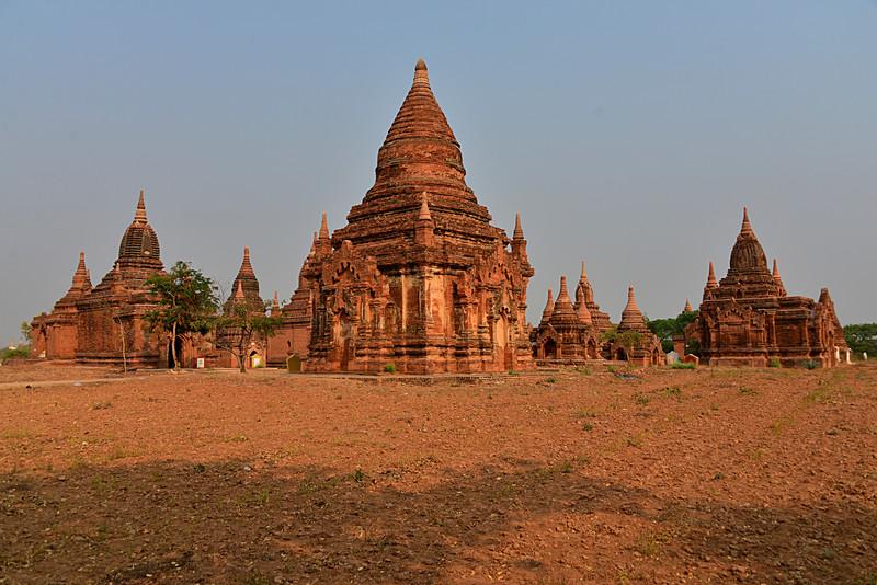 mar 10 1484 stupa cluster