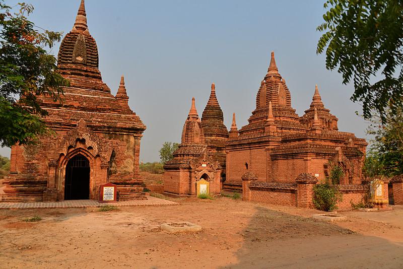 mar 10 1492 stupa cluster
