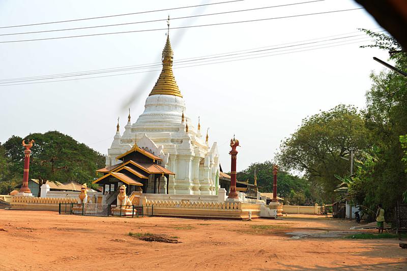 mar 10 1599 white stupa