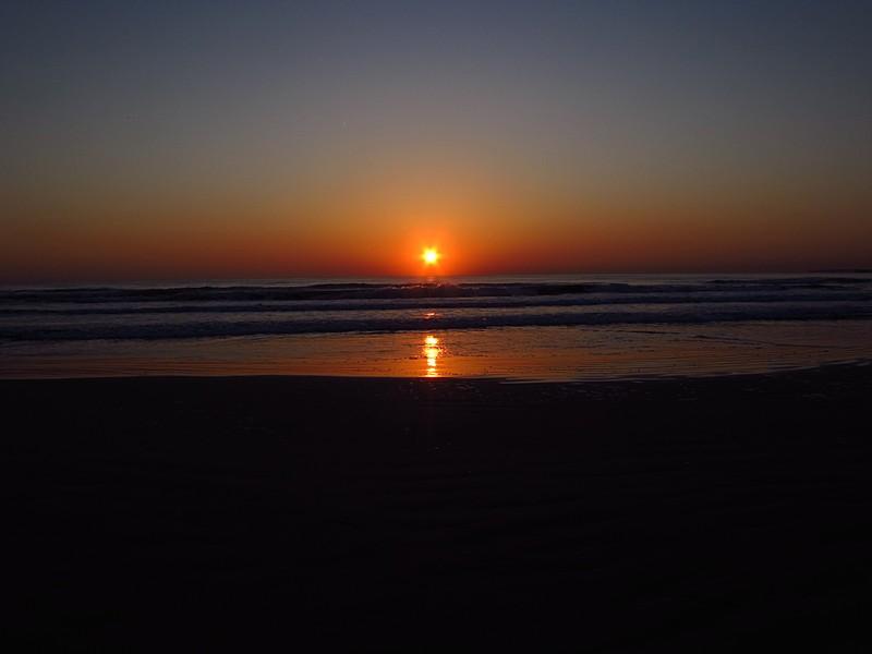 mar 11 3118 sunrise reflection far