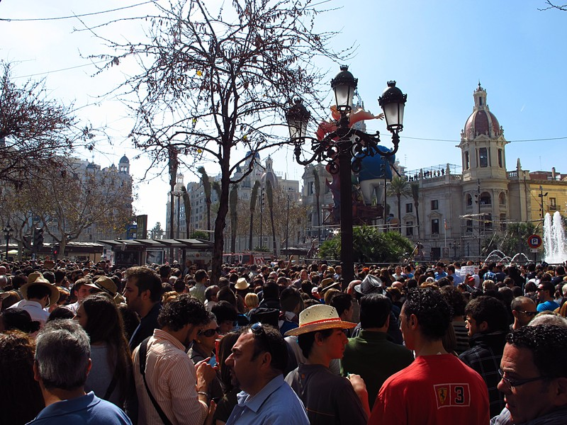 mar 16 3577 mascleta crowd