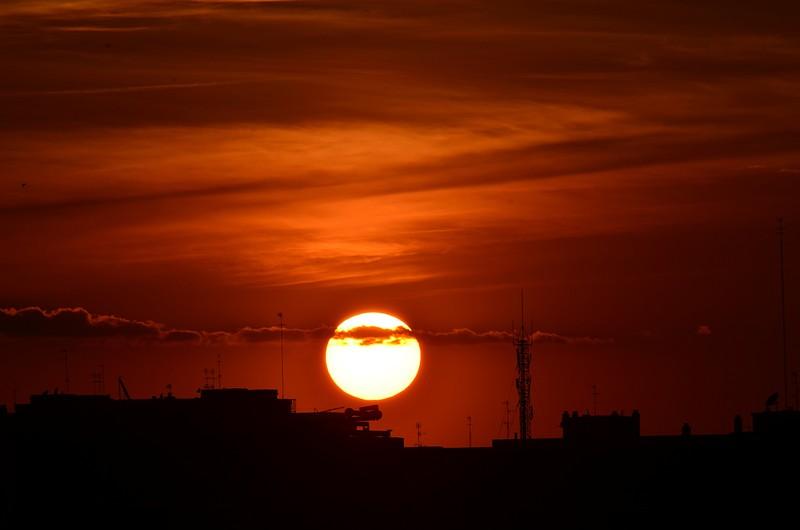 mar 17 9050 sunset clouds