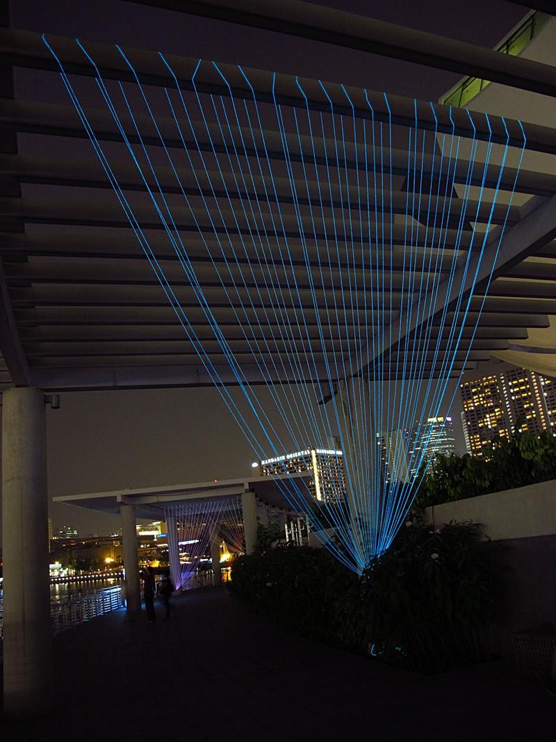 mar 23 4097 blue string lights